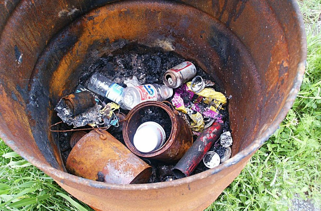Open Trash Burning: Still Illegal in Indiana